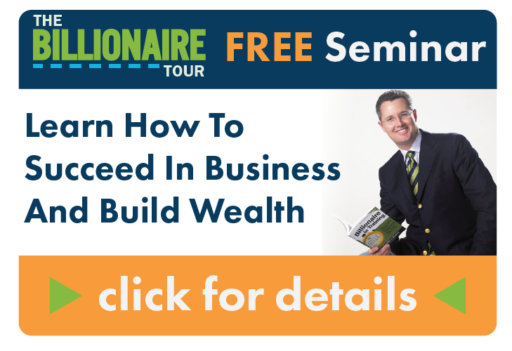 how to build wealth with The Billionaire Tour